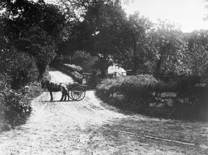 Eathorne Bridge, Constantine, Cornwall. September 1902