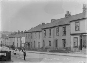 places/truro/ferris town truro cornwall early 1900s