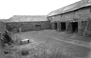 Fish cellars, Port Quin, St Endellion, Cornwall. 1969