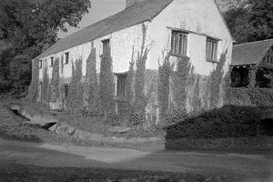 The Guildhouse, Poundstock, Cornwall. 1960