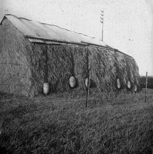 Haystack, Cornwall. Early 1900s