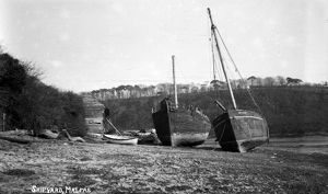 Malpas, Cornwall. Early 1900s