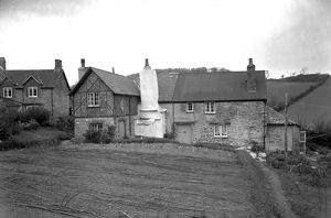 Old house in St John, Cornwall 1962
