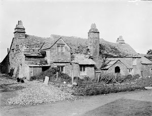 The Old Post Office, Trevena, Tintagel, Cornwall. 6th June 1907