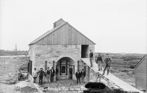 Park-an-Chy Mine, Gwennap, Cornwall. Around 1910