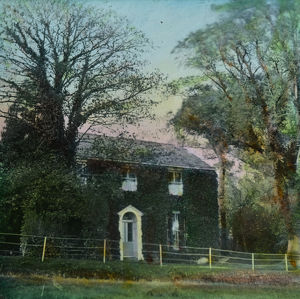 Polsue Manor House, Tresillian, St Clement, Cornwall. Early 1900s