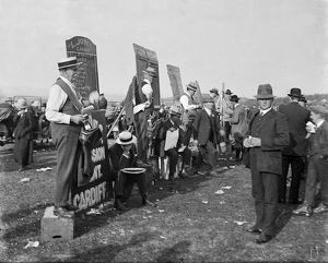 Probus Horse Show, Cornwall. Saturday 31st April 1921