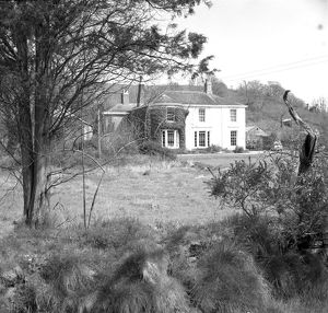 The Rectory, St John, Cornwall. 1962