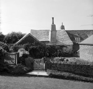 Rose Cottage, Trenale Lane, near Trevillet, Tintagel, Cornwall. 1966