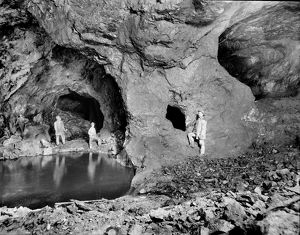 South Condurrow Mine, Camborne, Cornwall. 1892