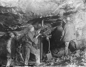 South Condurrow Mine, Camborne, Cornwall. 1904