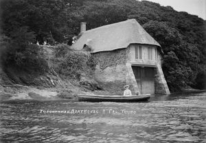 places/st michael penkivel/tregothnan boat house st michael penkivel cornwall